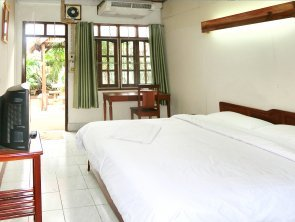 Standard room - Double bed - Villa Sisavad in Vientiane